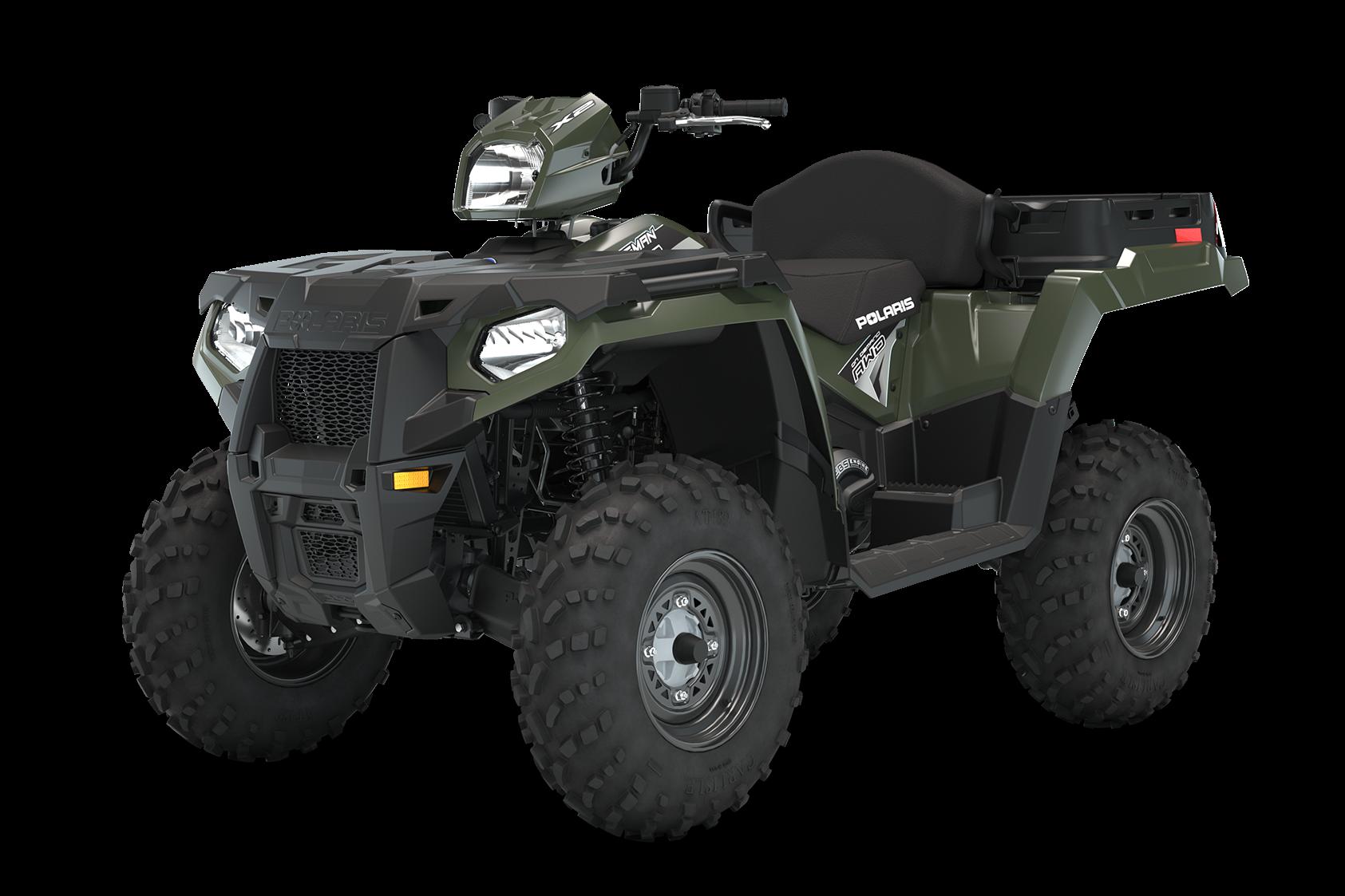 ATV SPORTSMAN X2 570 EPS 2021