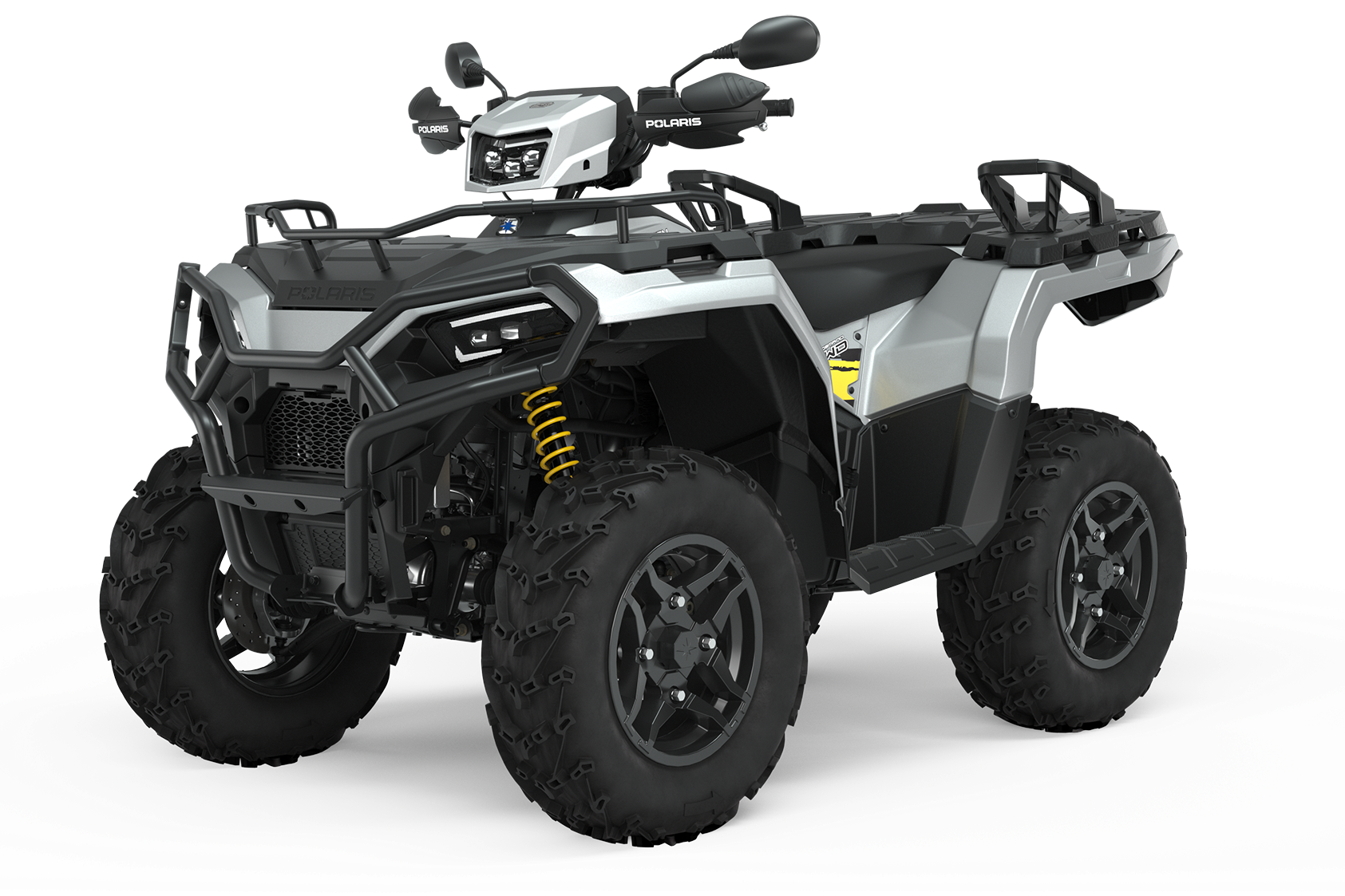 ATV SPORTSMAN 570 EPS ÖHLINS 2021