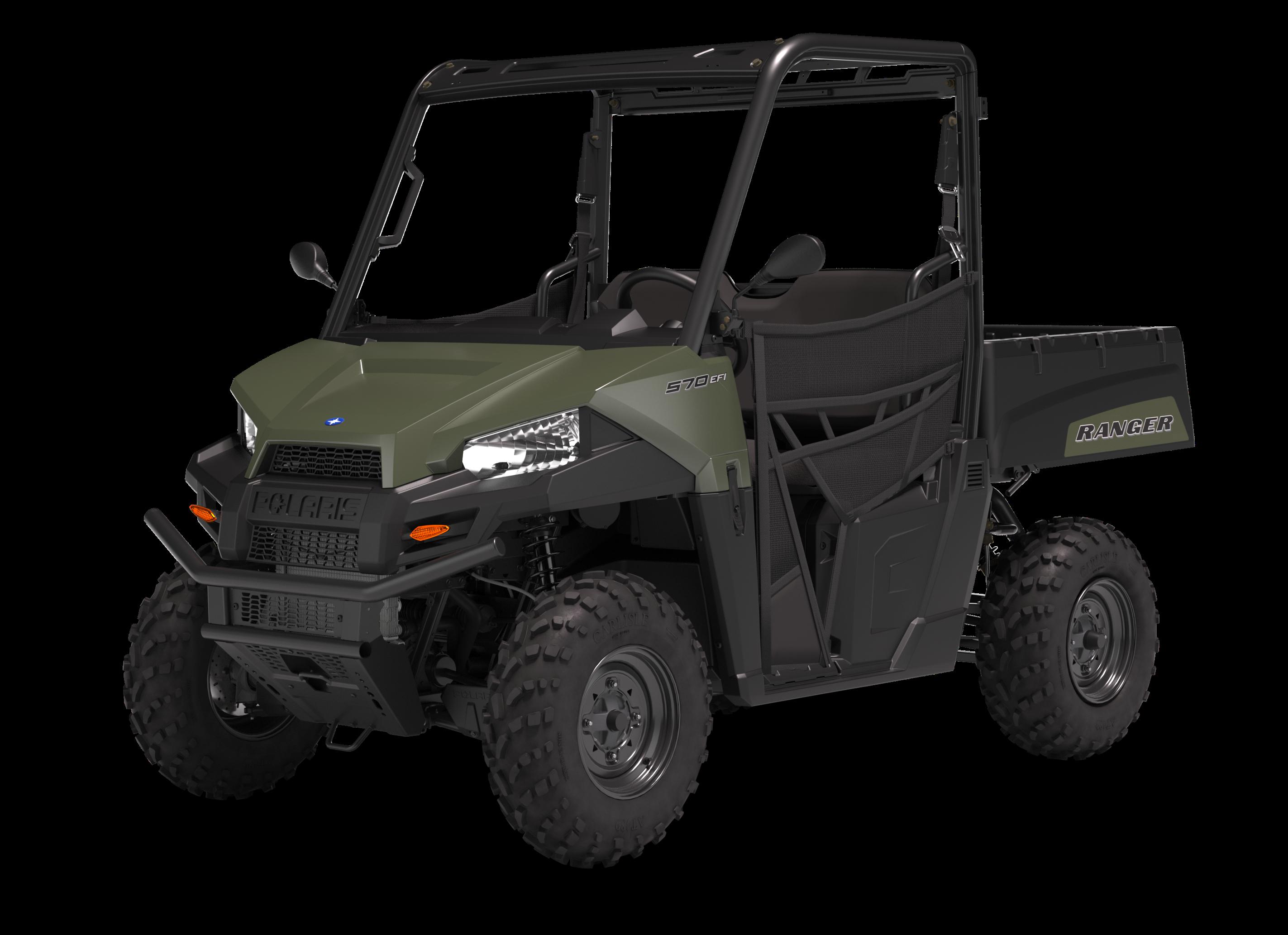 UTV Polaris Ranger 570 Euro 4