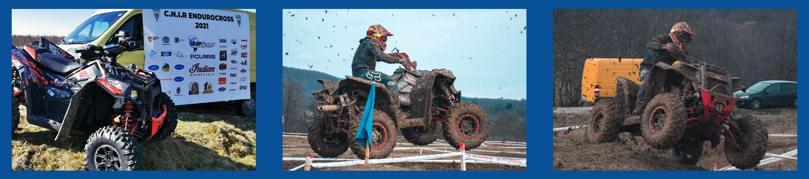 Polaris, sponsor CNIR Endurocross 2021